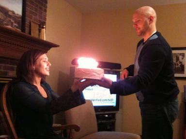 Heather's Birthday