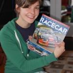 Vintage Racecar 1